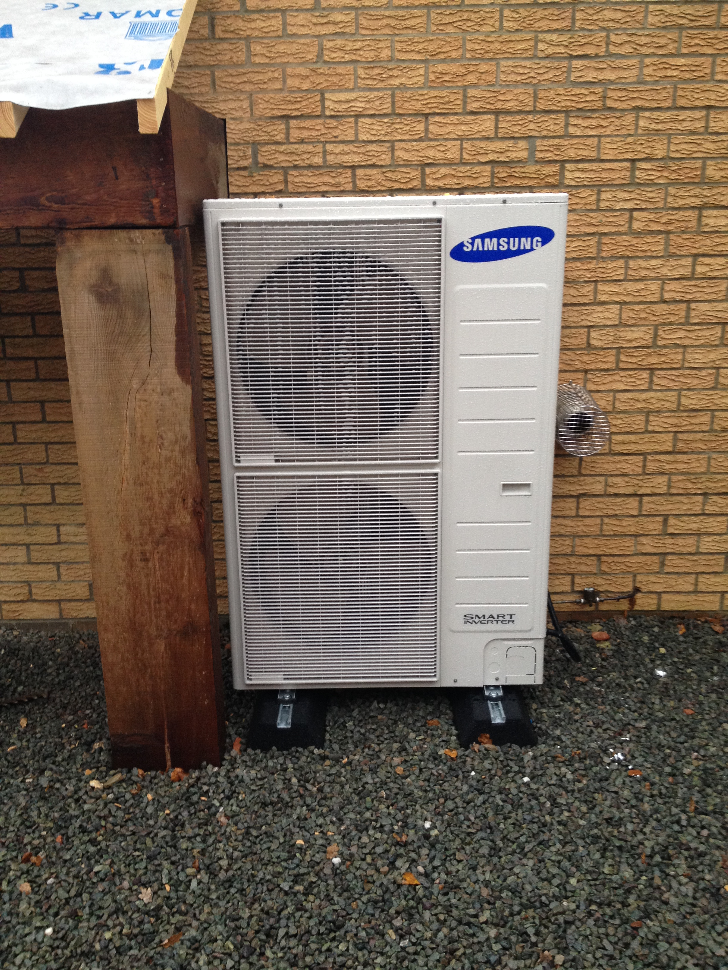 Air Source Heat Pump Skellingthorpe Lincoln 1