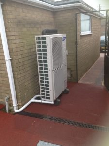 Air Source Heat Pump Sleaford Lincoln 1