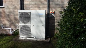 Air Source Heat Pump Solar PV Cranwell Lincoln 1