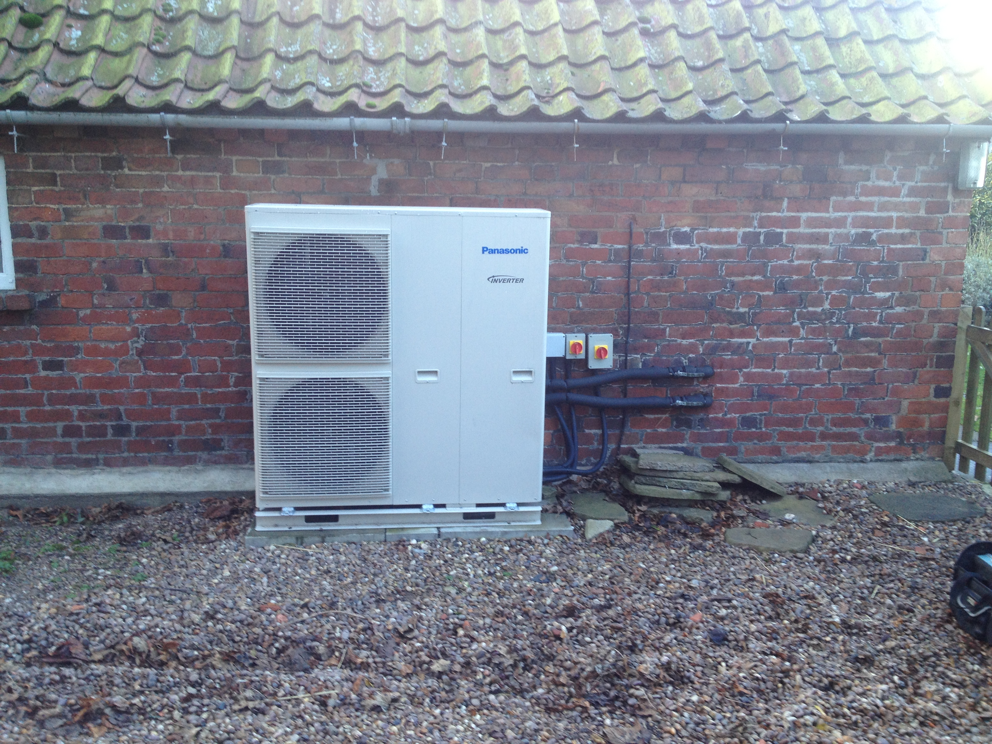 Air Source Heat Pump Swinderby Lincoln 5