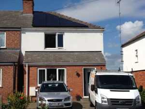 Solar PV High Street Skellingthorpe Lincoln 2 preview