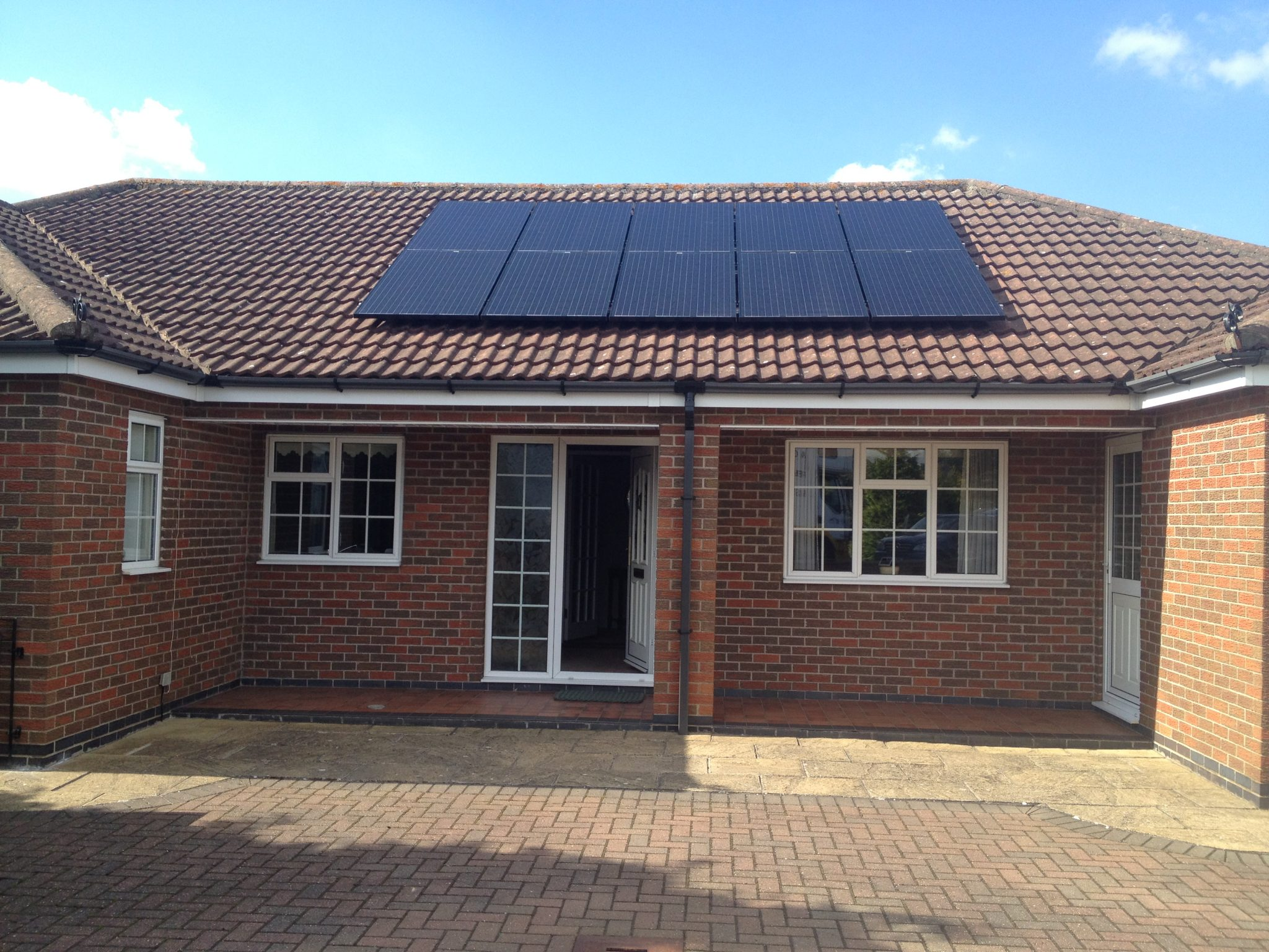Solar PV Lincoln Road Dunholme Lincoln 5