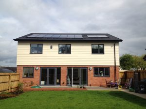 Solar PV Lindum Homes Langton Green Lincoln 9