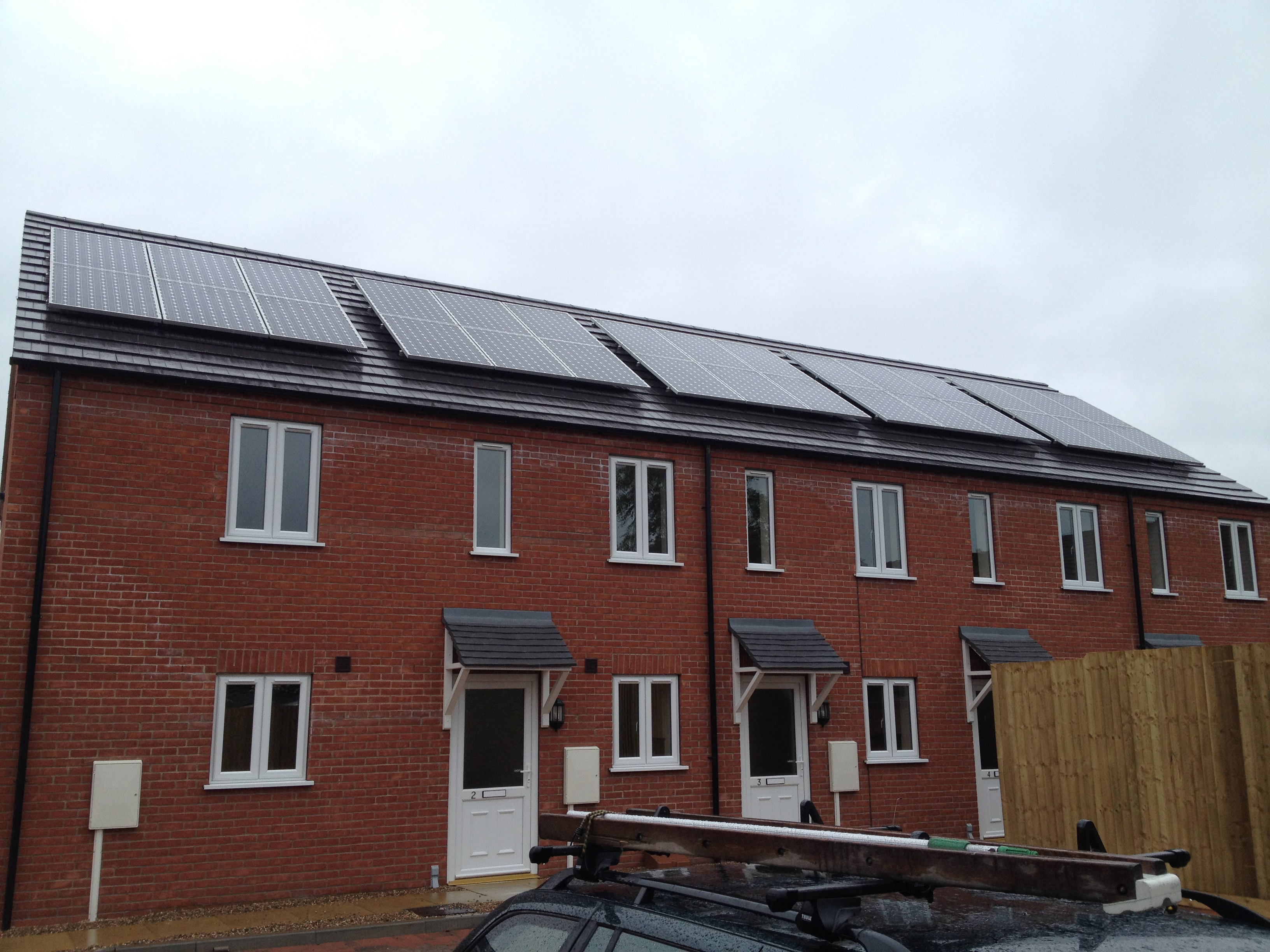 Solar PV Manby Street Lincoln 7