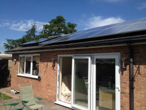 Solar PV Thermal Bassingham Lincoln 4