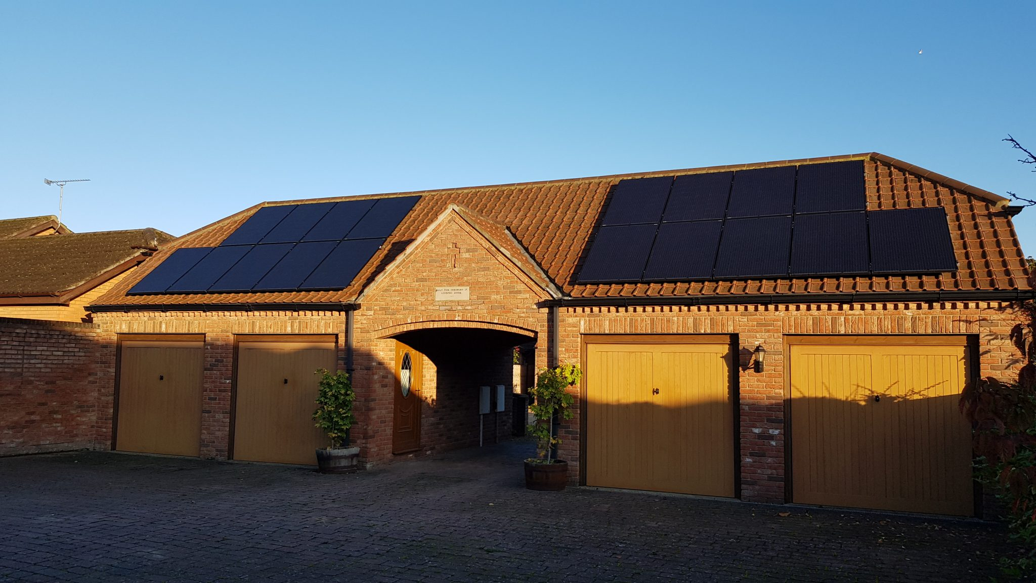 Solar PV - Cherry Willingham, Lincoln