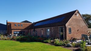 Air Source Heat Pump & Solar PV – New Build, Bingham