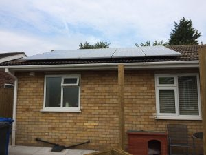 Solar PV Battery Storage