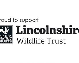 Proud Supporter of Lincolnshire Wildlife Trust