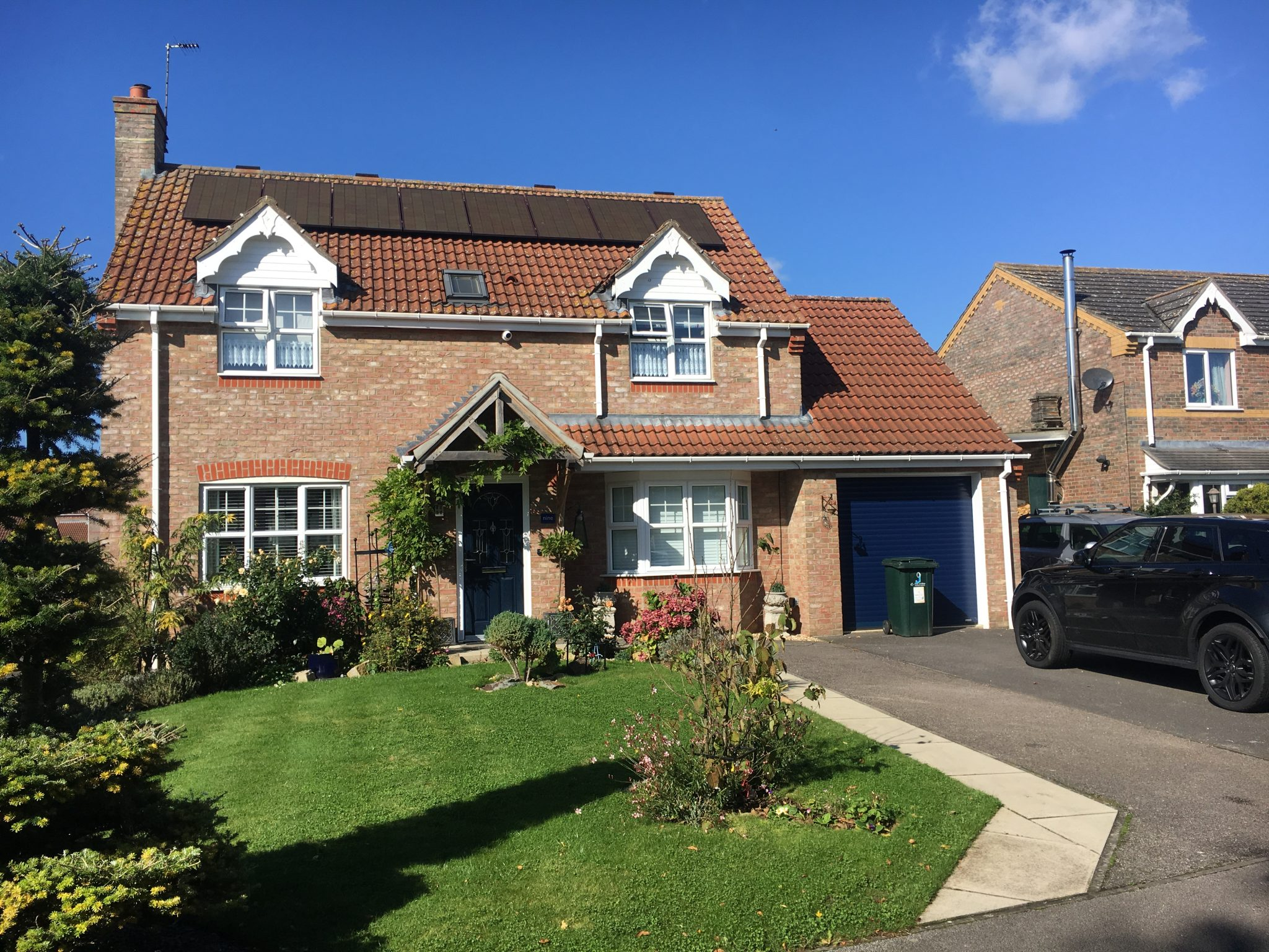 Air Source Heat Pump & Solar PV – Wragby, Lincoln