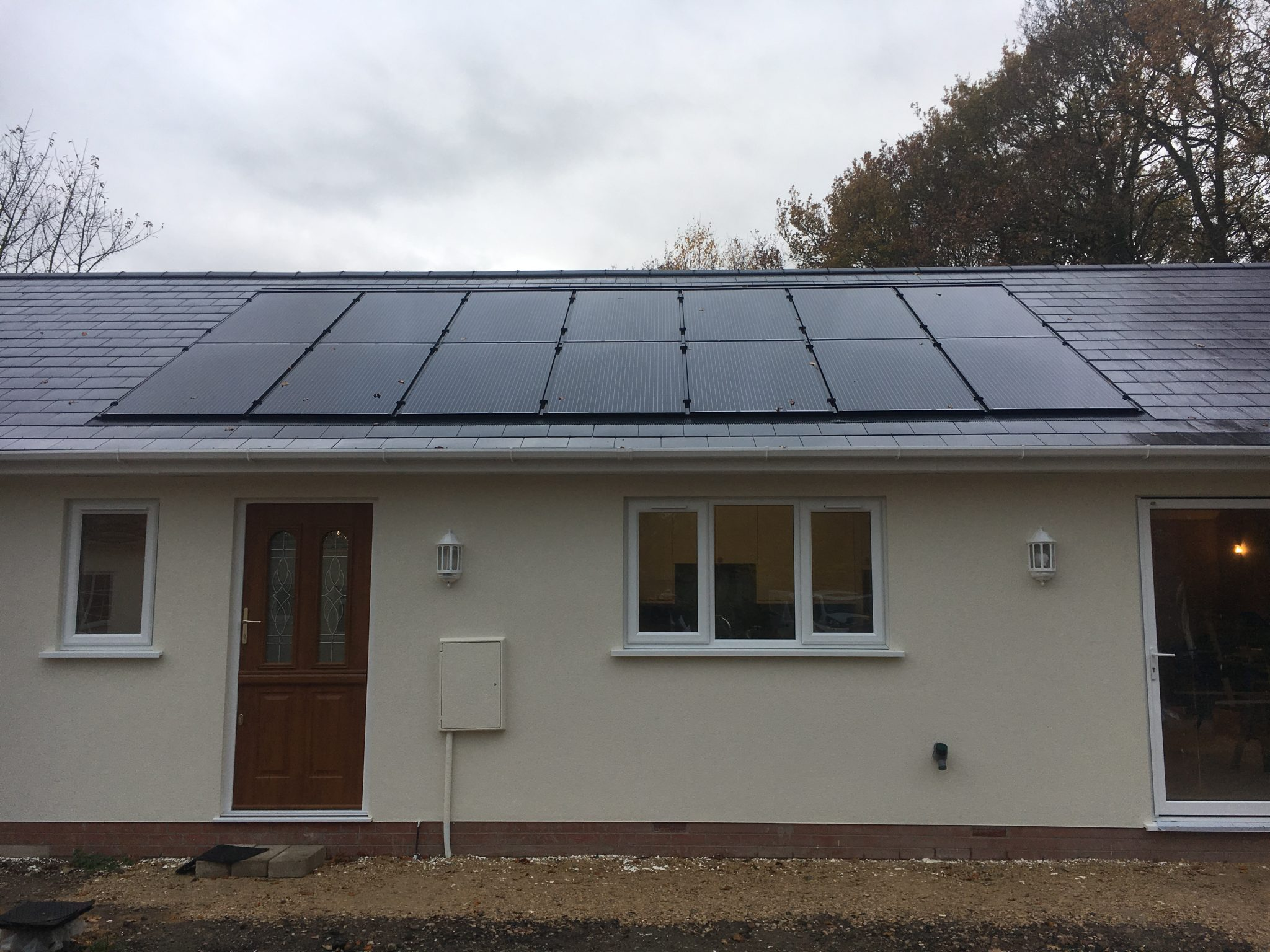 Air Source Heat Pump & Solar PV – New Build, Skellingthorpe