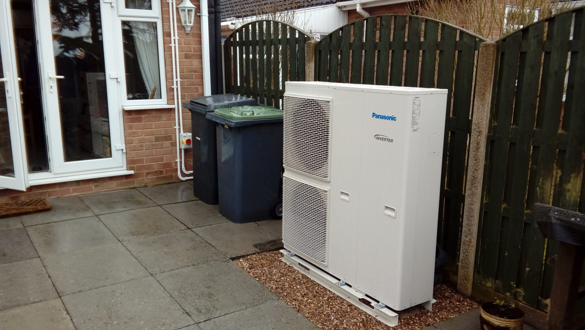 Air Source Heat Pump - Eagle, Lincoln