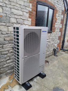 Air Source Heat Pump - Ingoldsby, Grantham