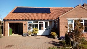 Solar PV - Fulbeck, Grantham