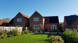 Air Source Heat Pump & Solar PV – New Build, North Scarle