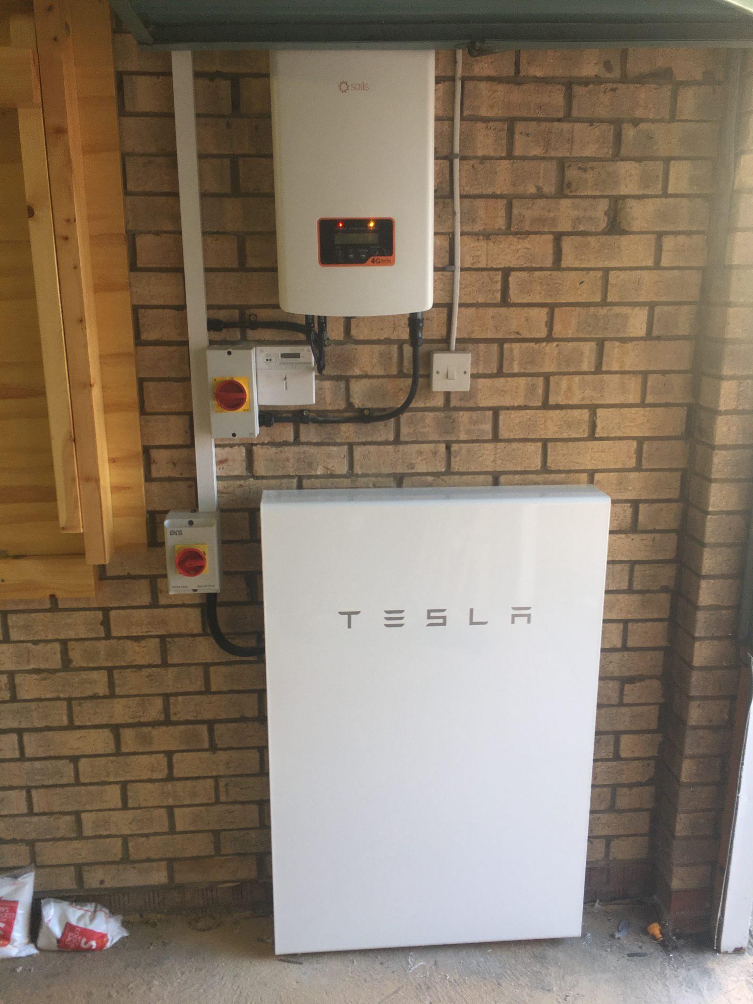 Solar PV & Battery Storage – Waltham, Lincs