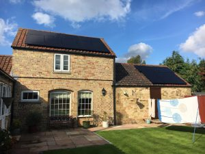 Solar PV - South Kyme, Lincoln