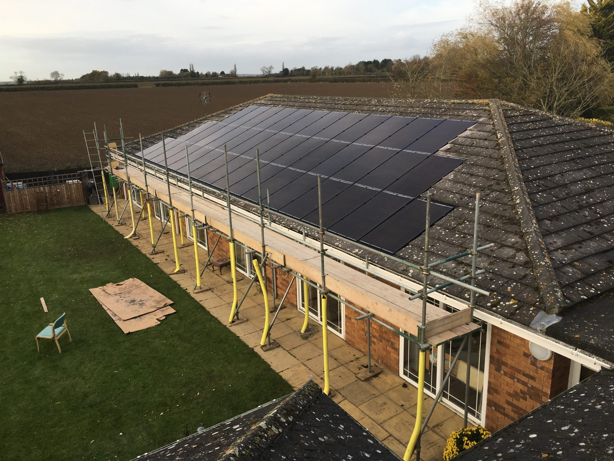 Solar PV - Avenue House Care Home