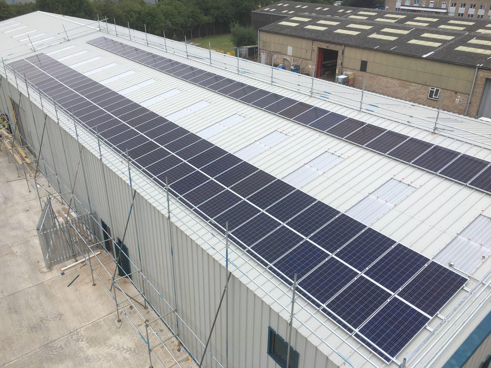 Solar PV - Jelmac Properties