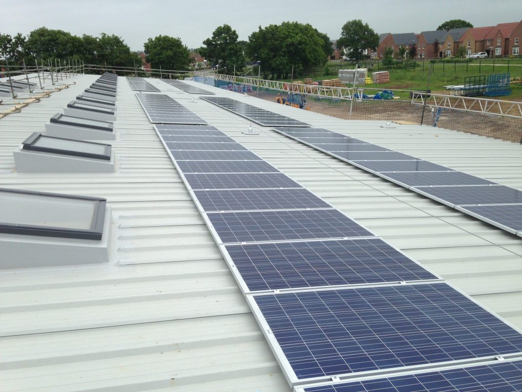 Commercial Solar Panels PPA